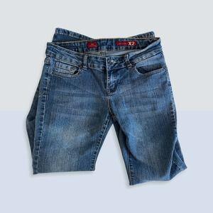 Express W10 Stella Boot Cut Jeans Size 4